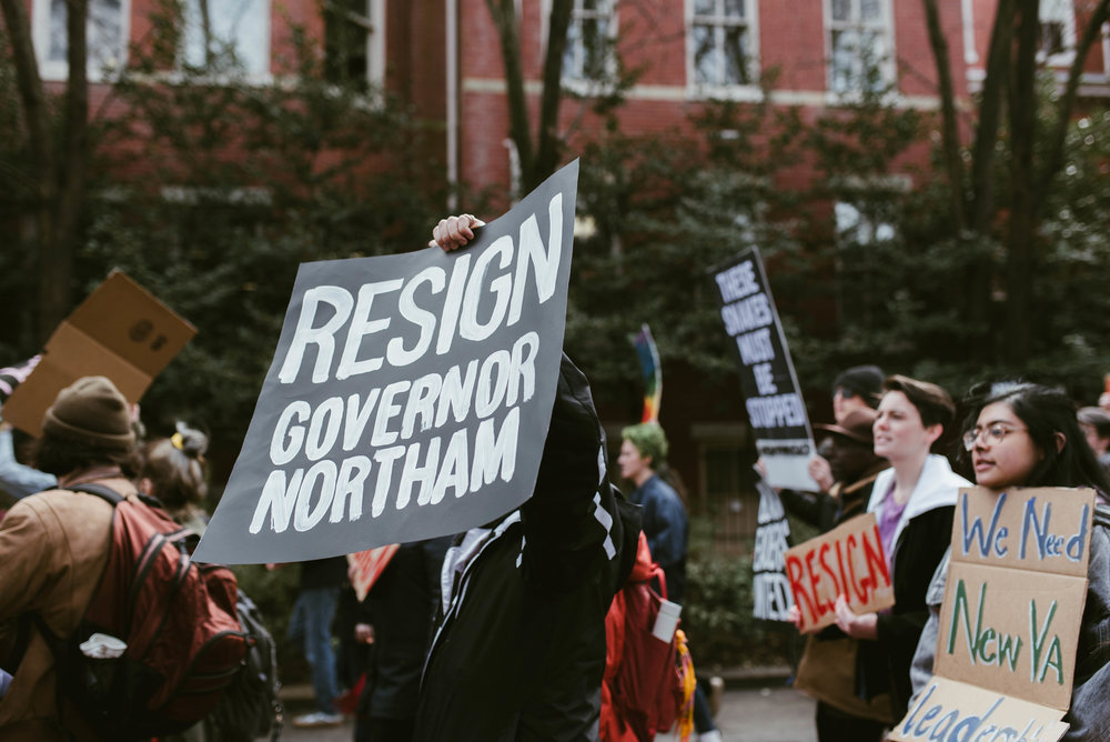 Victoria N. McGovern | March of Reckoning Northam Resign Richmond Va State Capitol Protest 48.jpg