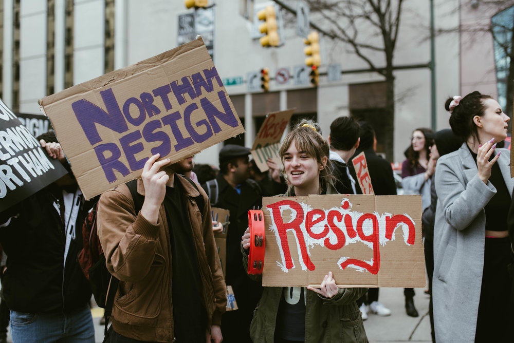 Victoria N. McGovern | March of Reckoning Northam Resign Richmond Va State Capitol Protest 92.jpg