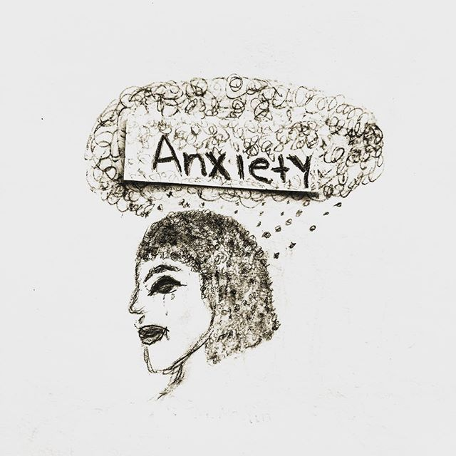 """Bad. Sensory. Day. = Anxiety.  Living with anxiety is different for everyone. Sometimes it is invisible and sometimes it is observed depending on the person. Many health professionals will diagnose us based on what we present to them outwardly, without going beyond the surface to investigate our functioning and reasons for our responses.  I experience anxiety for many reasons, a few I will discus today comes from having a difference in my processing system, as a hyper sensitive and hyper aware being, not designed for modern living.  When I am out in the world, I over process everything around me and remain in fight or flight mode indefinitely. Every noise, every sound, every single thing taking place is being over processed, dissected, and acknowledged. I have no filter and when I become overstimulated, to an observer this can appear like I am overreacting, being dramatic, but it is a natural and appropriate response for not having a """"filter"""" in a painfully chaotic assaulting environment.  I am also slow to process information, as a visual thinker, if there is no picture, there is no visual to process. I have to translate everything being said from a picture to a grasping of understanding. This can cause anxiety if I am not fast enough or have no prior image of what a person is saying. If we are in a busy environment, not one on one in a quiet space, I may not hear what is being said, because I have to fight off the assault of my surroundings. Anxiety can occur to either help me process faster, or send me into a panic, because I am not able to process as fast as expected.  Anxiety is a natural human response. Please do not feel shame for your anxiety. We never just have anxiety, it is always for a valid reason, we just have to discover what that reason is. There is no shame in being human. If people around you do not understand your anxiety response and are minimizing your difficulties, just know there is someone out there that understands and respects your unique f"""