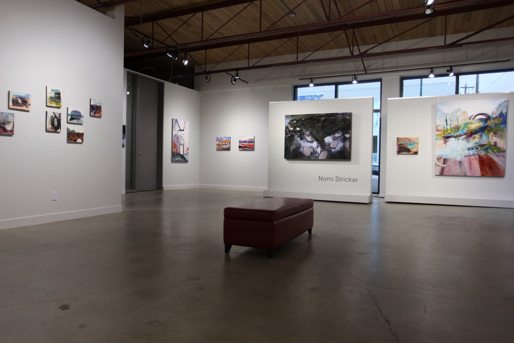 June 2016, Peter Robertson Gallery