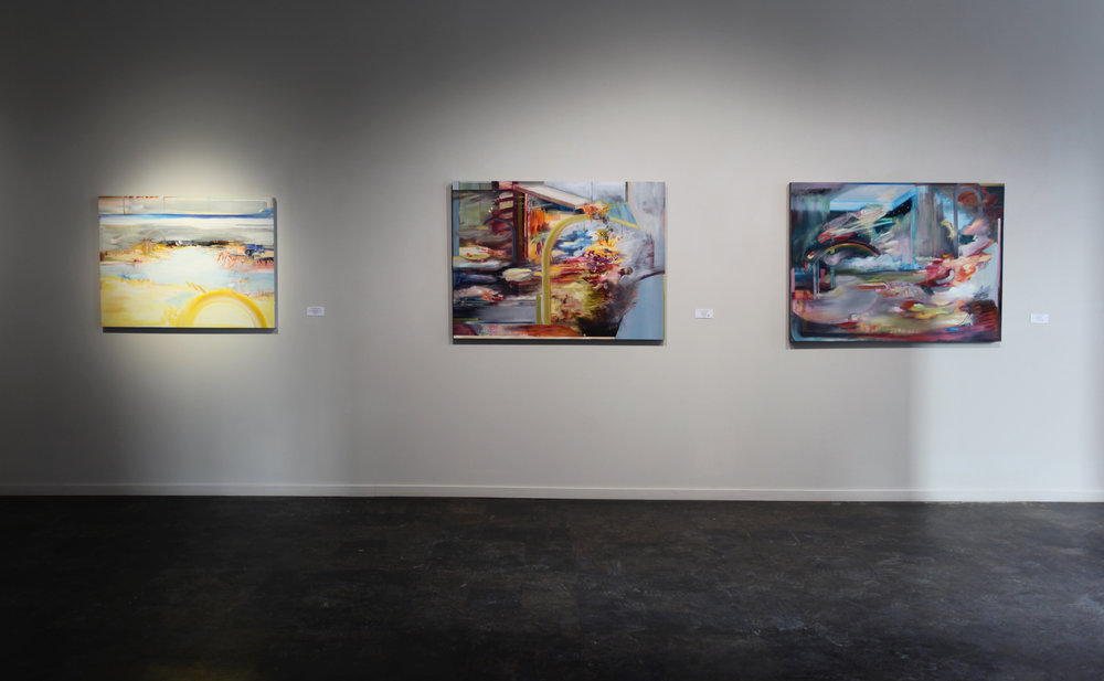 February 2014, Peter Robertson Gallery