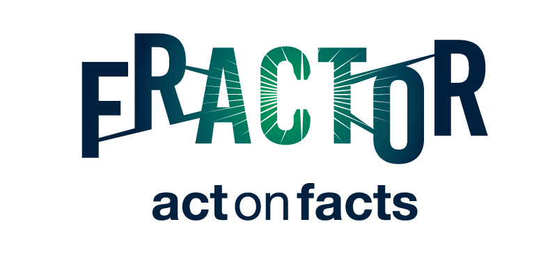 The original Fractor logo
