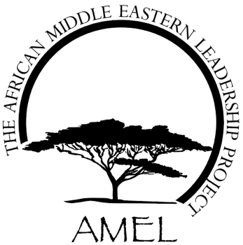 AMEL - The African Middle Eastern Leadership Project