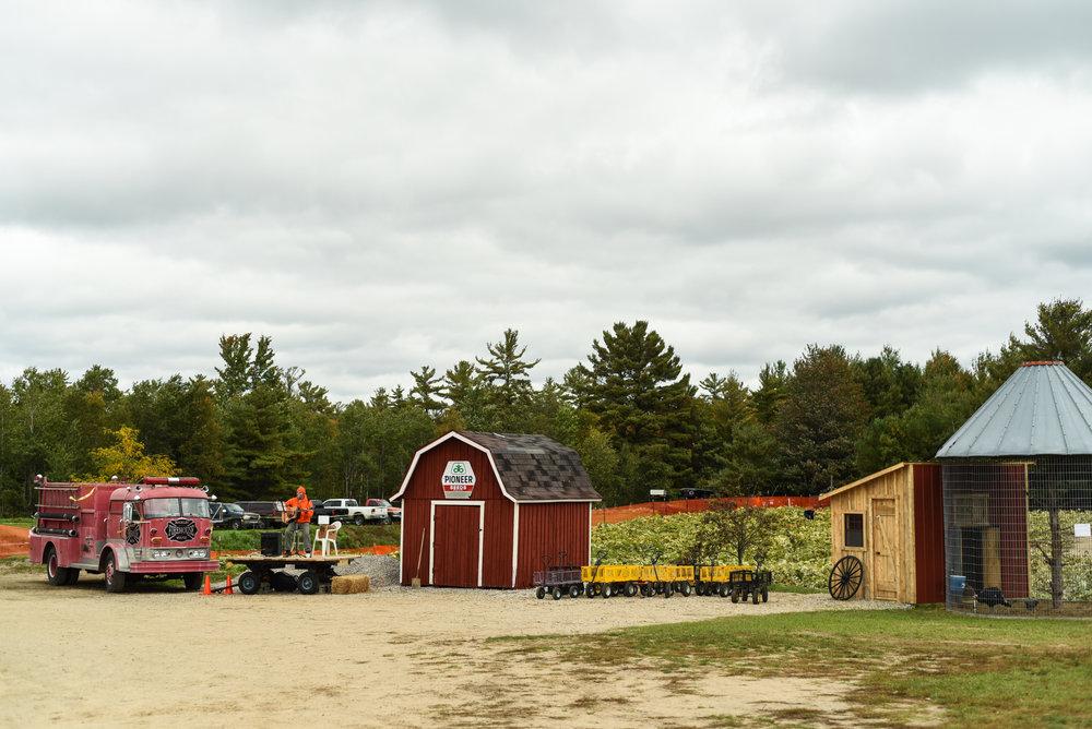 Buckley, Michigan Farm