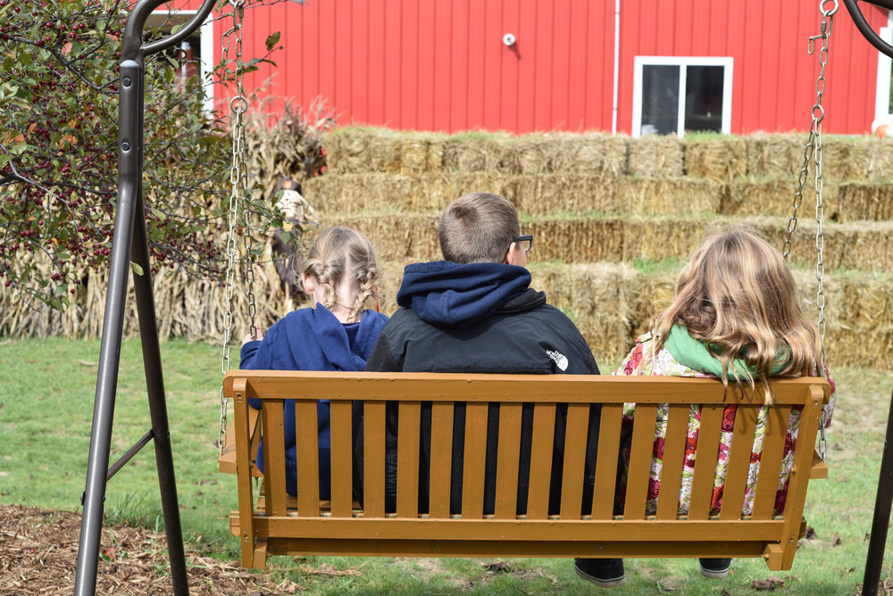 Family Time at Pahl's Farm Park