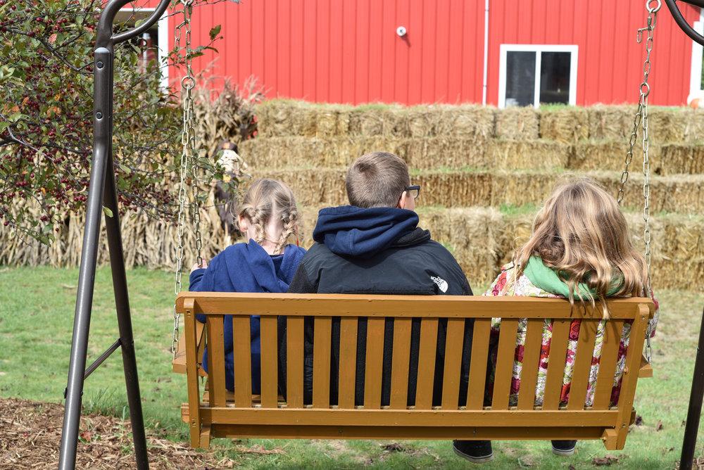 Family Time at Pahl's Farm Park