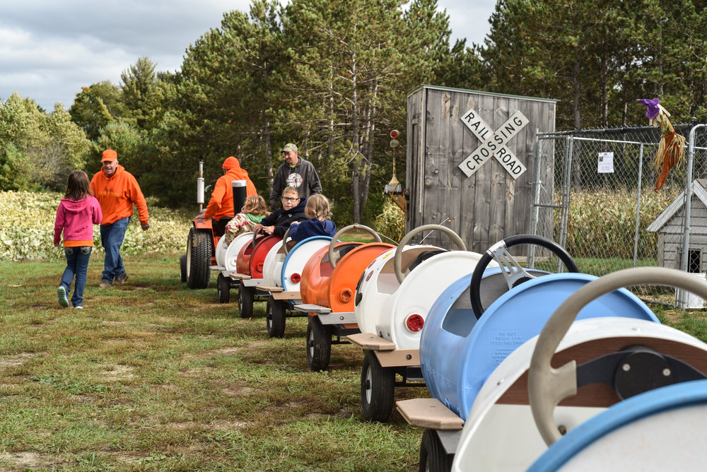Kids' Rides at Pahl's Country Store