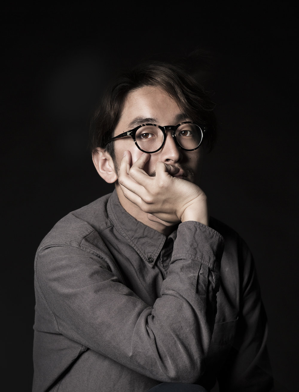 Longbin Li, graphic designer and graduate of Glasgow School of Art