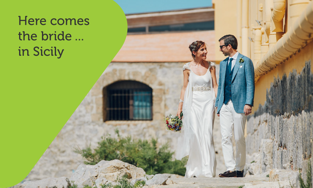 Sicilian Wedding Day marketing