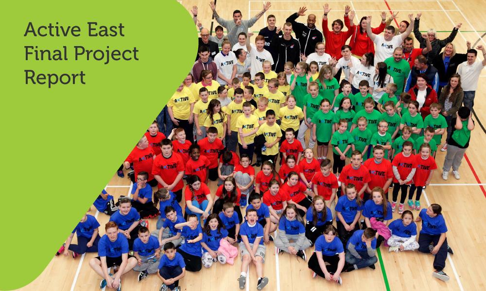 Active East report design