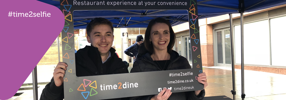 Time2Dine Promotional Materials