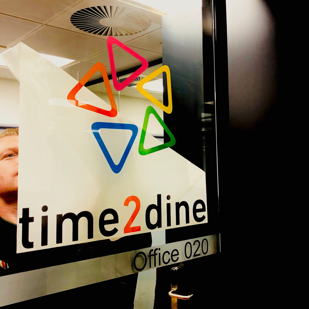 The Time2Dine new brand is revealed!