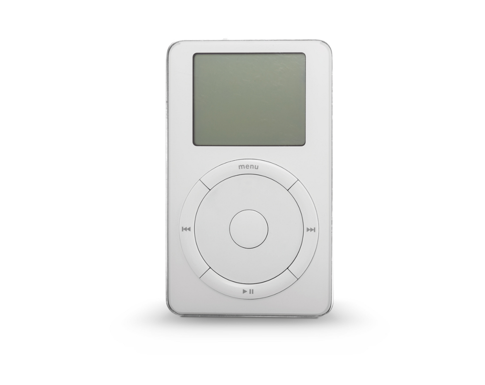 First generation iPod (2001)