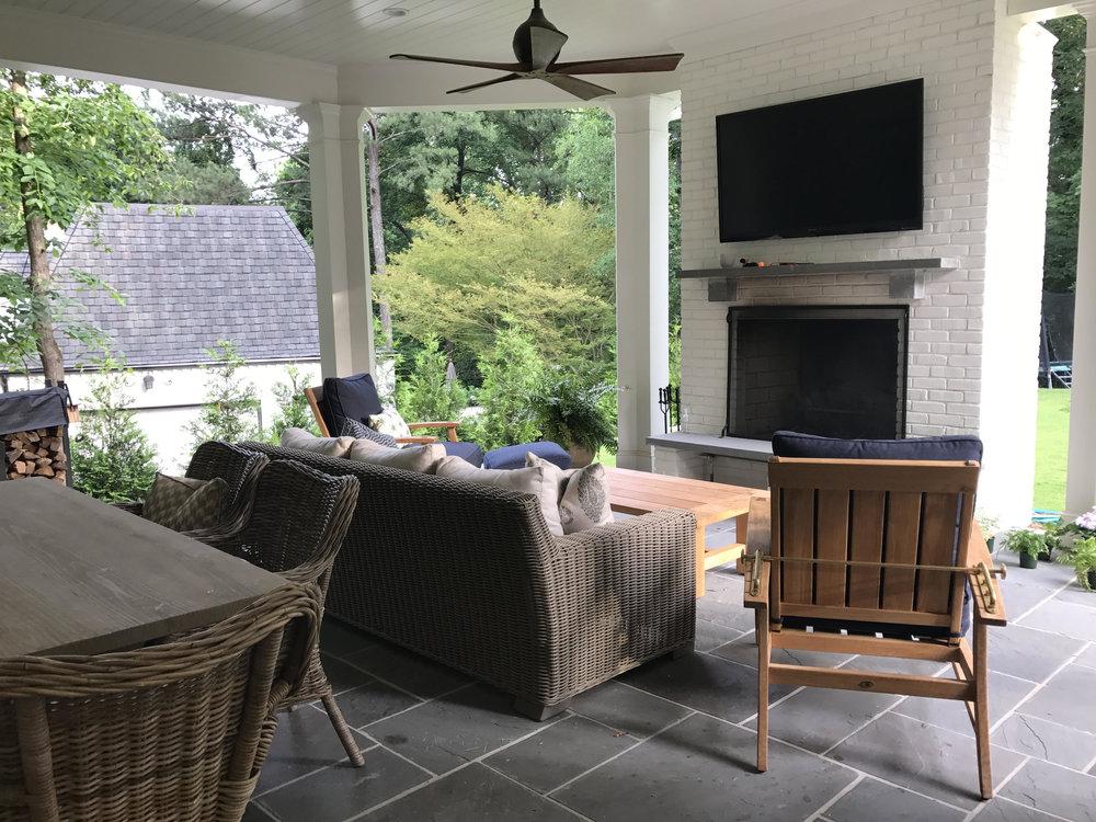 Sunrooms, Porches & Decks -