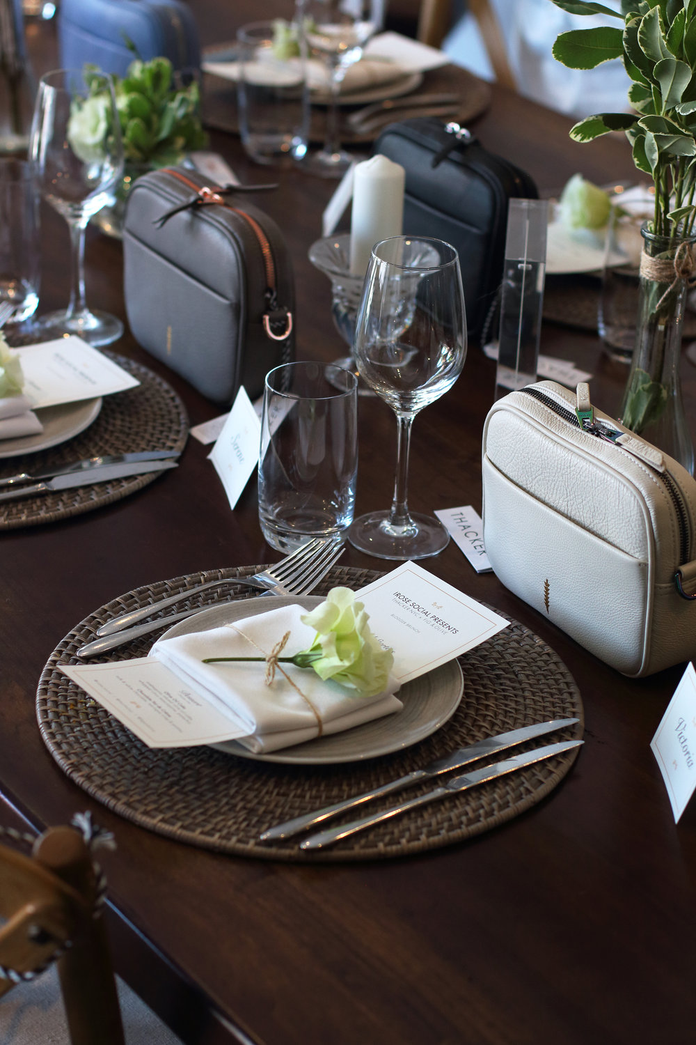 Fig & Olive x THACKER NYC Blogger Brunch -