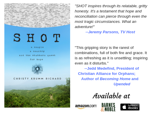 _SHOT inspires through it's relatable,gritty honest. It's a testament that hopeand reconciliation can pierce through even the most tragic circumstances.What an adventure!_--Jeremy Parsons, host of PEOPLE Now.png