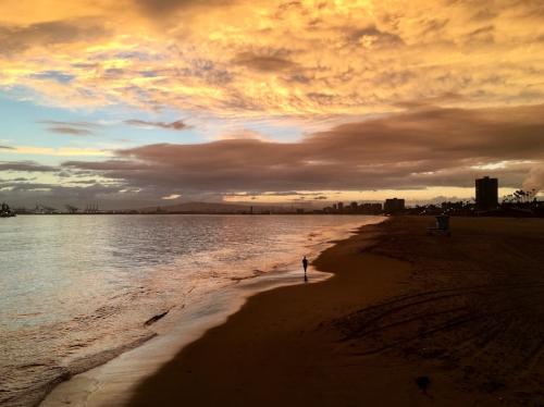 sunset-long-beach-pier