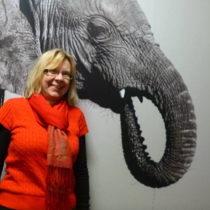 EVA BEDNARVice-President - Elephant and rhino advocate, Eva Bednar is Vice-President of Global March for Elephants & Rhinos – Toronto. She joined the organization in 2015. Her interest in elephants stems from the time that she saw an elephant rocking with loneliness in a Polish zoo: its misery was tangible.Later during her travelling years, Eva was appalled by the death of Satao in Kenya in March of 2017, one of the mightiest tuskers. Though Eva believes in respect for all creatures great and small, particularly elephants and rhinos as some of the biggest and most intelligent of species, her specific interest as Vice-President is communicating that respect through educational visuals. In regular life, she teaches at Humber College. Eva is the proud foster parent of orphaned elephant Boromoko of The David Sheldrick Wildlife Trust.