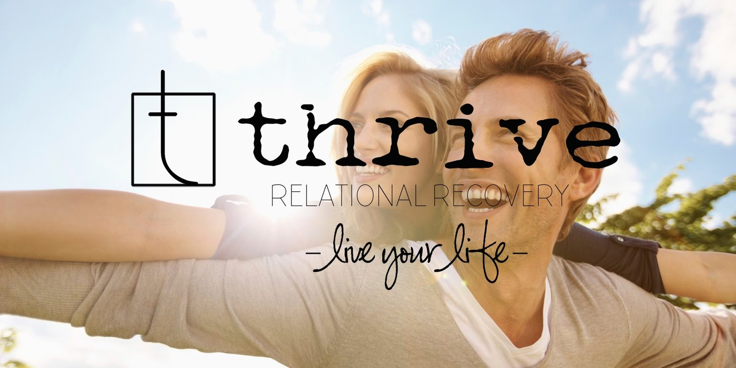 Thrive Relational Recovery Thrive Relational Recovery, Rebecca Knudsen, LDS  therapist