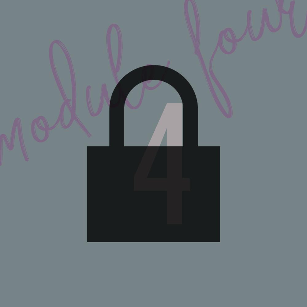 Module 4 - OverviewLesson 1Lesson 2Lesson 3