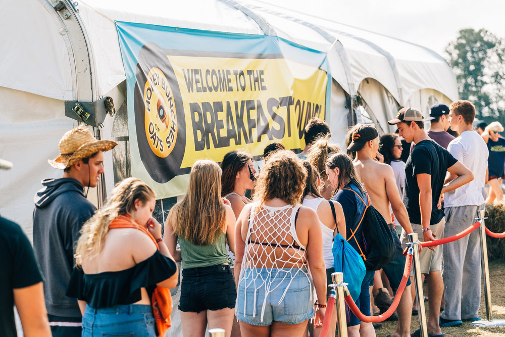 Honey Bunches of Oats Breakfast Activation at Boots and Hearts