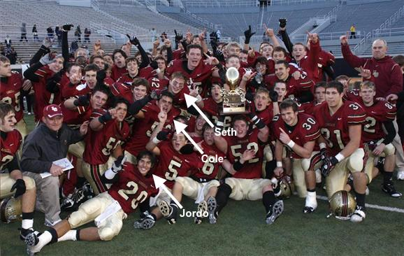 2009 Class 2A Oklahoma State Champions