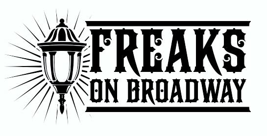 freaks on broadway tattoo