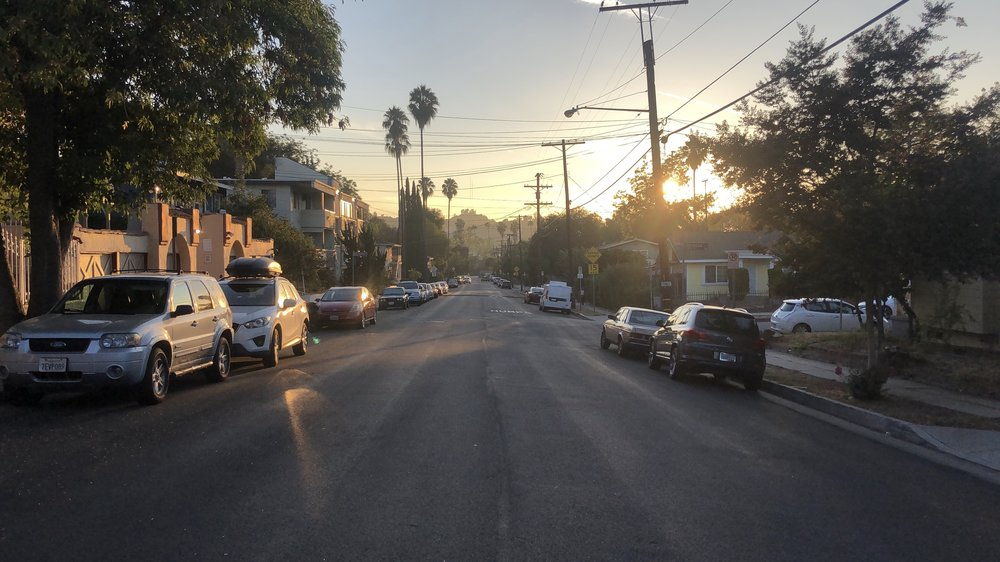 8.23.18 in Eagle Rock, the week i started writing Ellwood EP. the first thing i wrote was  Smoke And Flames  chorus. that was also the week i moved to L.A.