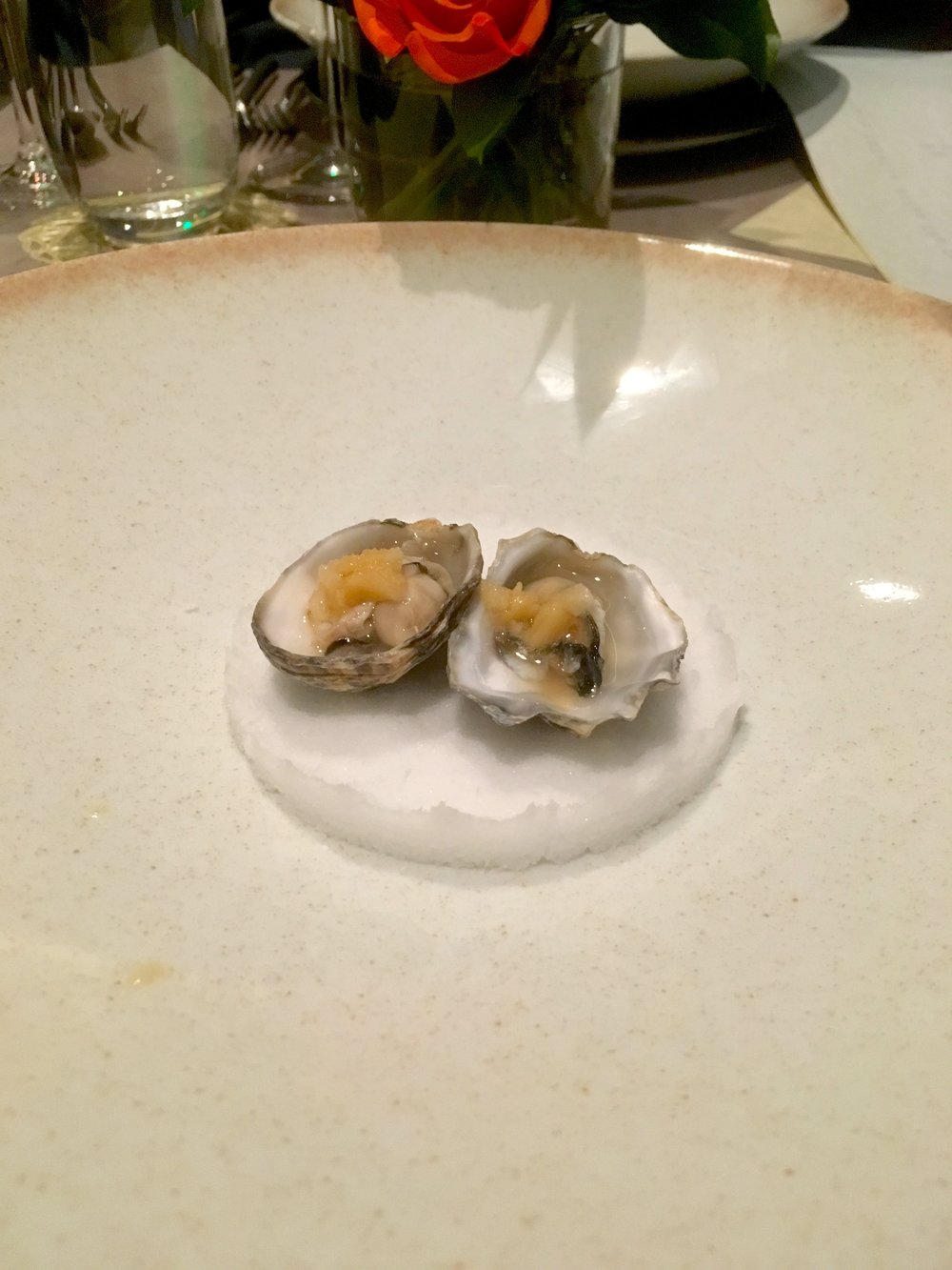 Pacific Kushi Oyster