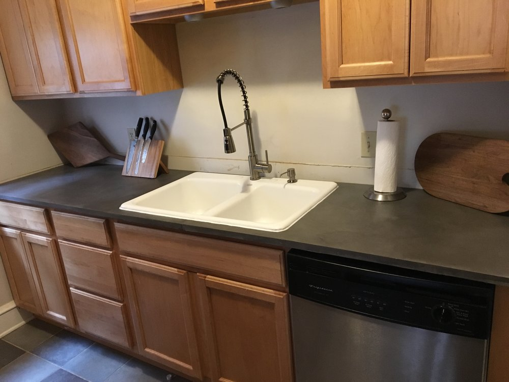 image and countertops for cookwithalocal denver decor kitchen space concrete mn of popular home bathroom