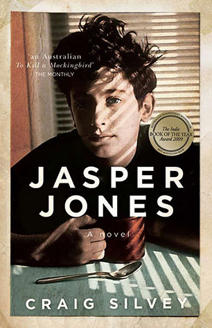 4. Jasper Jones - Craig Silvey - This thrilling mystery details the investigation of the murder of a young girl which is undertaken by an unlikely pair. Soaked with Australian scenery and language, Silvey's book is the perfect balance between teenage angst and life threatening issues. A perfect summer read that pushes the boundaries of small town beliefs and values and showcases the strength of friendship in the face of trauma and racism.