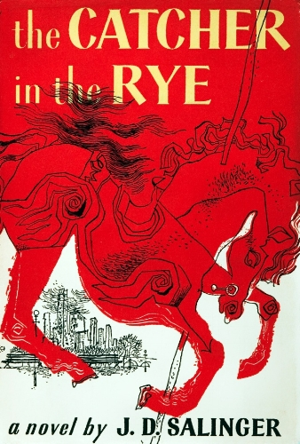 3. The Catcher in the Rye - J. D. Salinger - The epitome of coming of age stories, Salinger's painfully relatable novel details the adventures and pitfalls of a young Holden Caulfield in metropolitan New York of the 1950s. 'The Catcher in the Rye' deals with adolescent isolation and loneliness and proves being an outsider is not always a downfall. Best read multiple times to grasp the existential concepts and underlying issues the novel contains.