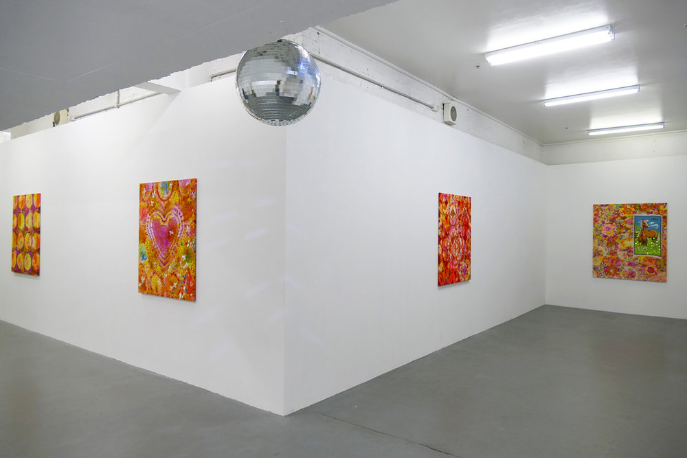 Photos in slideshow: 1-3,  Carloyn West , 4-8,  Daine Singer Gallery  Photo:  Daine Singer Gallery