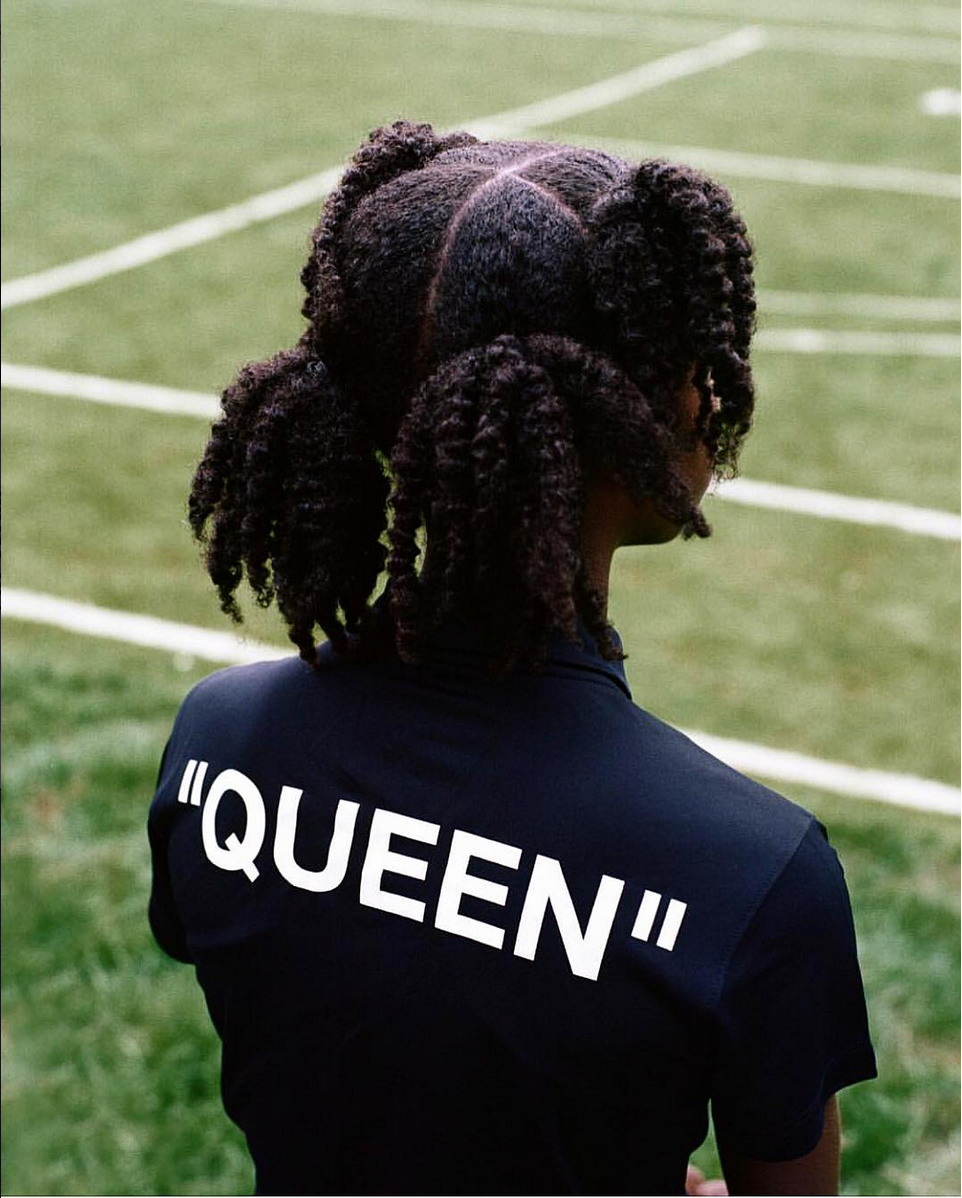 Serena Williams (and her Off-White uniform)