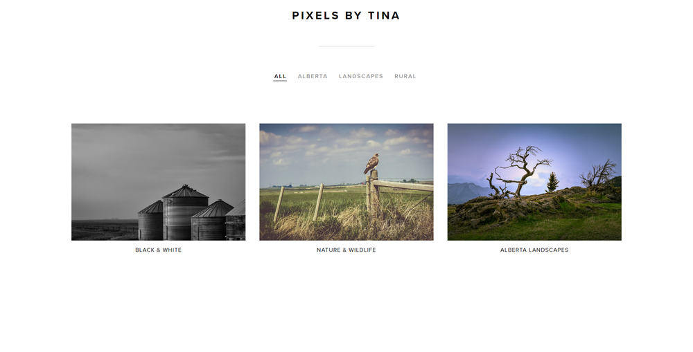 Photographer & Graphic Designer - Crowsnest Pass, Alberta, Canada - Pixels by Tina