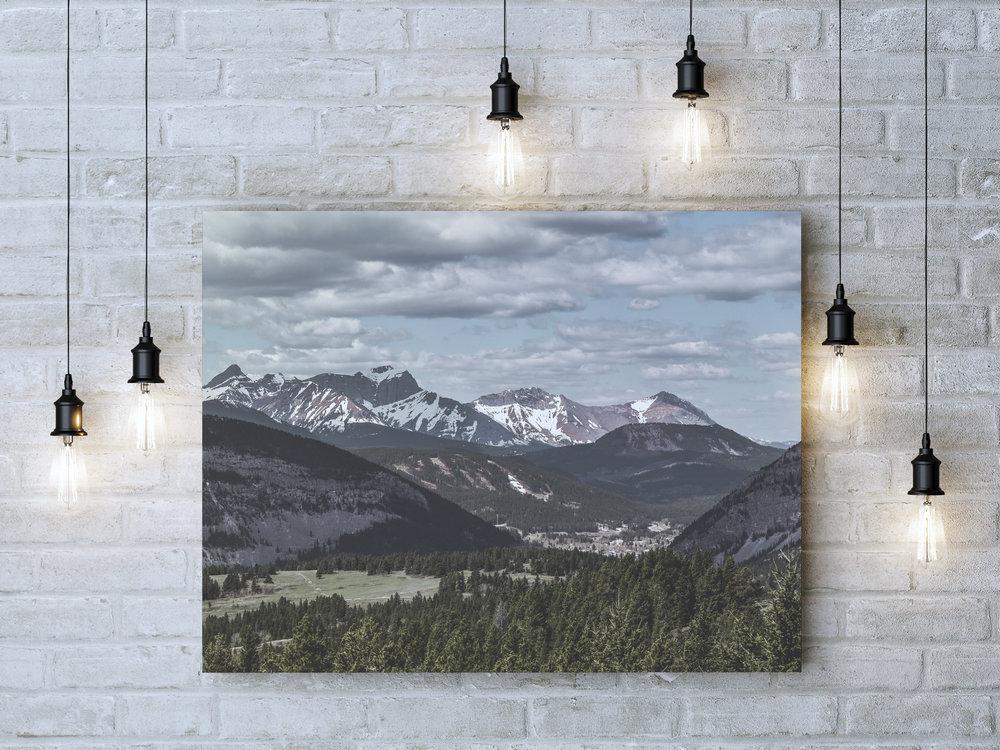Photographer & Designer - Crowsnest Pass, Alberta, Canada - Pixels by Tina