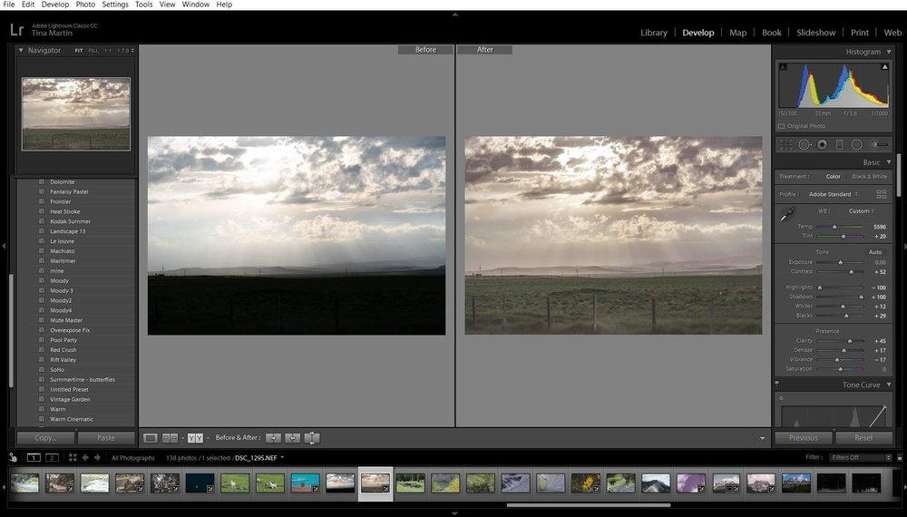 What shooting RAW can do…