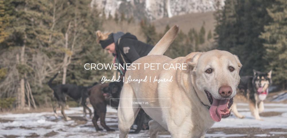 Crowsnest Pet Care