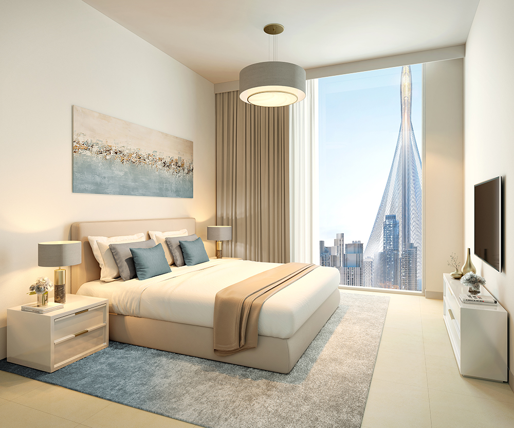 Harbour Gate - These luxury apartments are located on The Island District, with panoramic views overlooking Dubai's upcoming icon The Tower, the Marina. . .