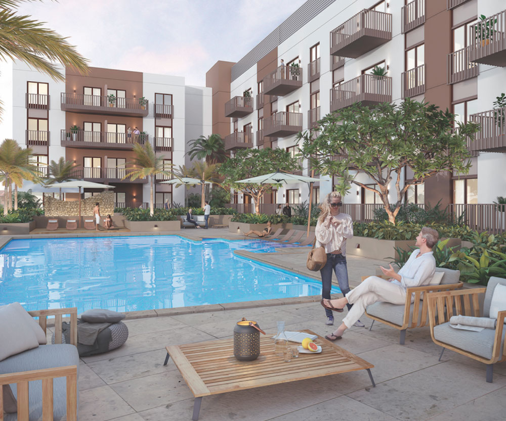 Eaton Place - Eaton Place offers residents ample space to connect, share and grow. A collection of Studio, 1 and 2 Bedrooms overlooking a resort style pool courtyard. . .