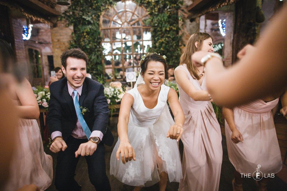 MILENA & RAPHAEL WEDDING - The happy ending for a long-distance love fairytale...