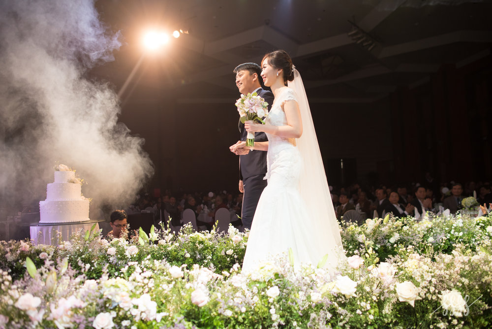 MY & MINH WEDDING - Early winter delight