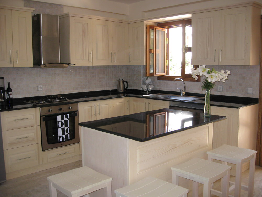 Poppy Villa Kalkan Kitchen.JPG