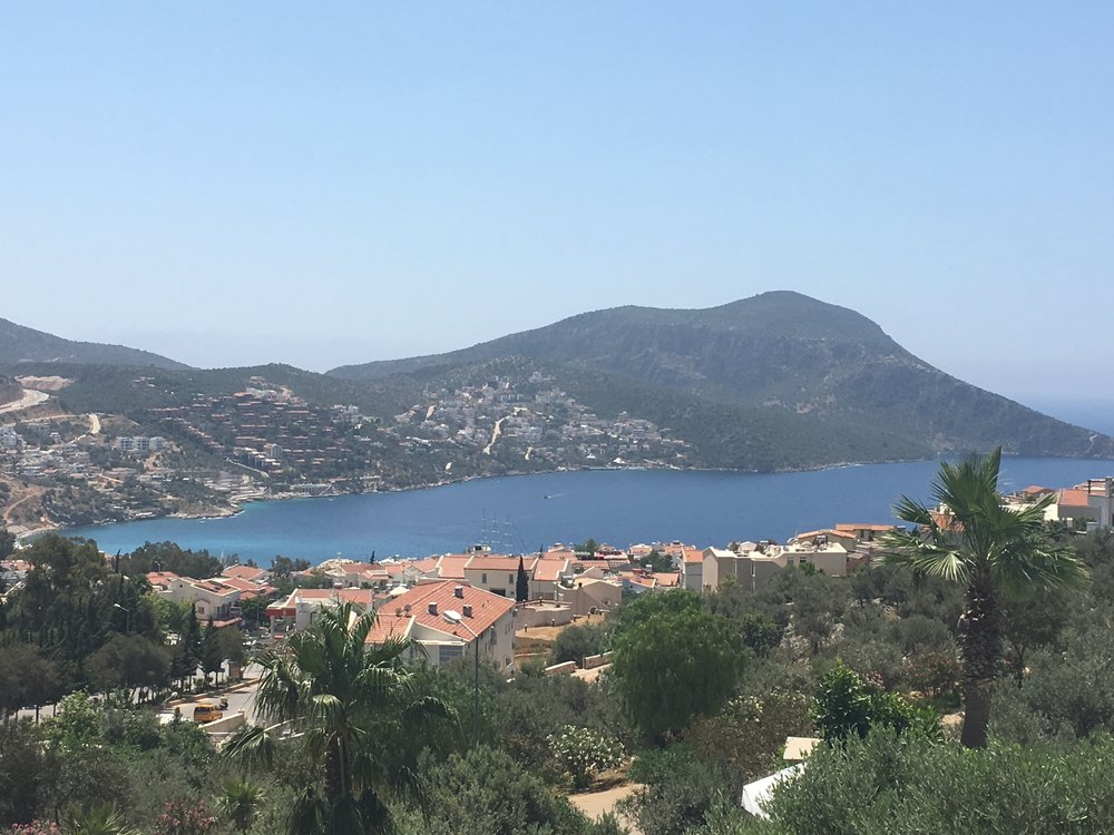 Views from Poppy Villa Kalkan