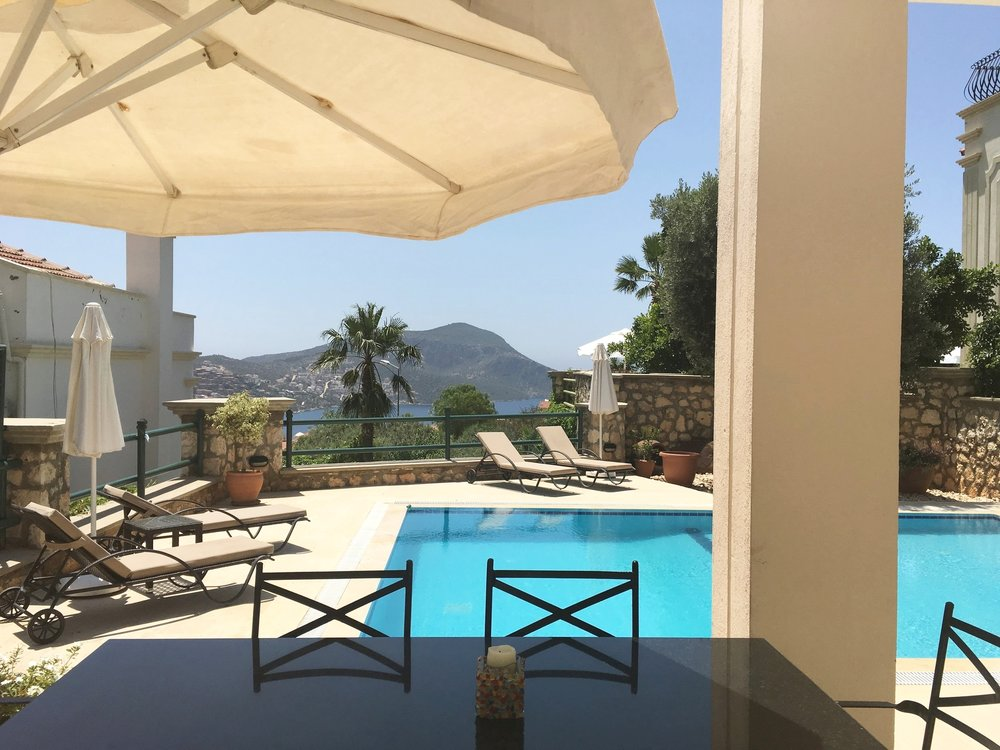 Poppy Villa Pool View Taurus Mountains