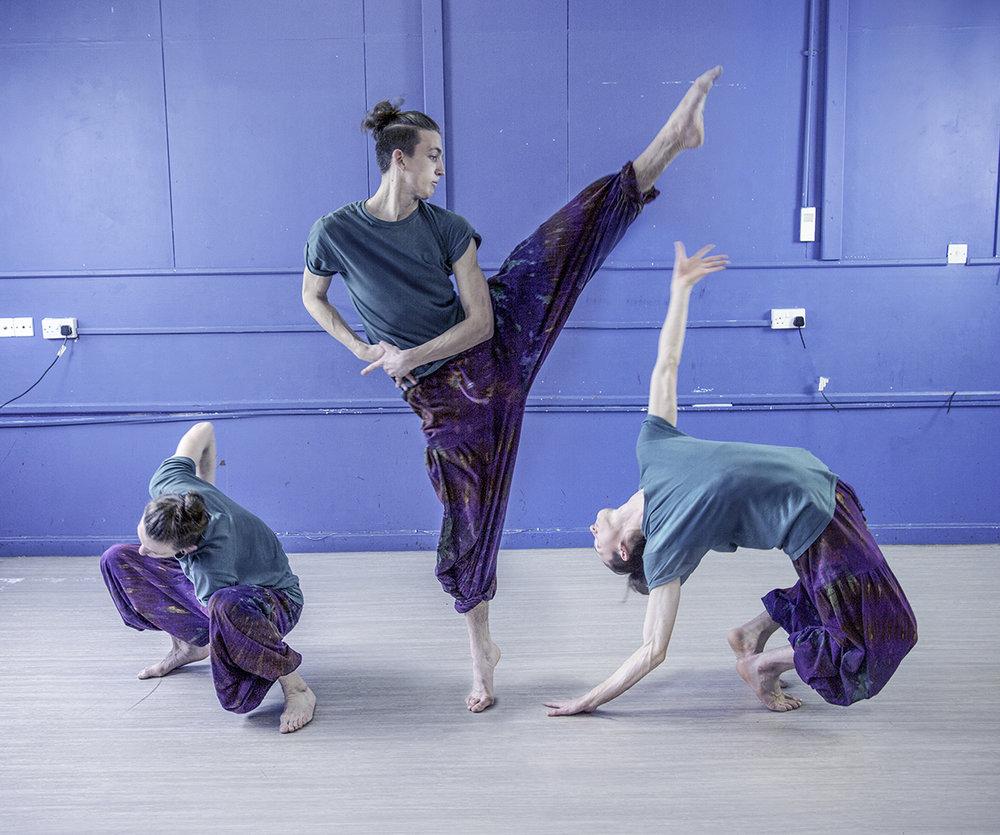 Multi stack dancer.