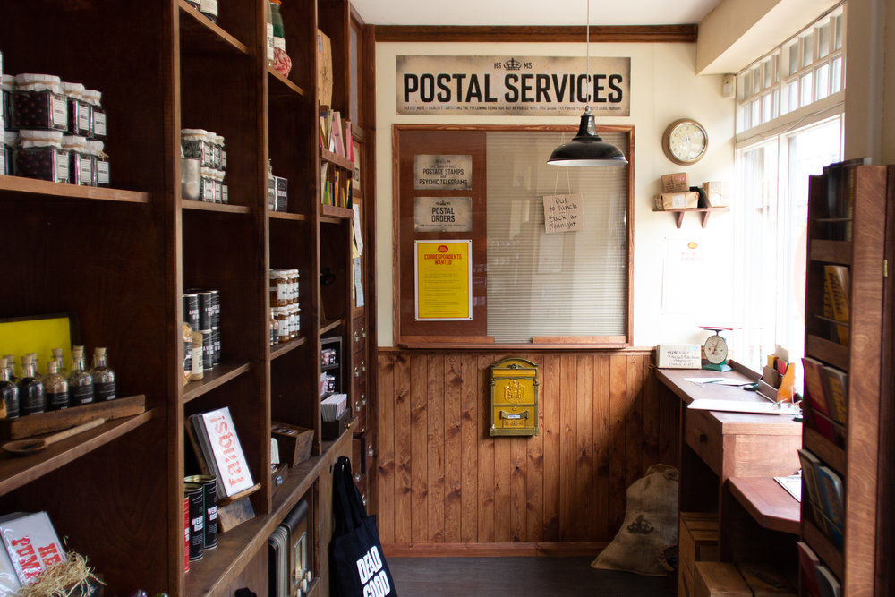The Hoxton Street Monster Postal Service - Ghoulishly good fun.