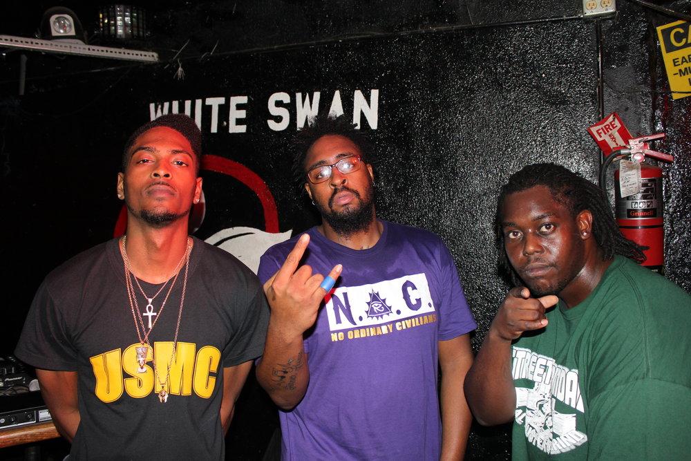 White Swan Live - Houston