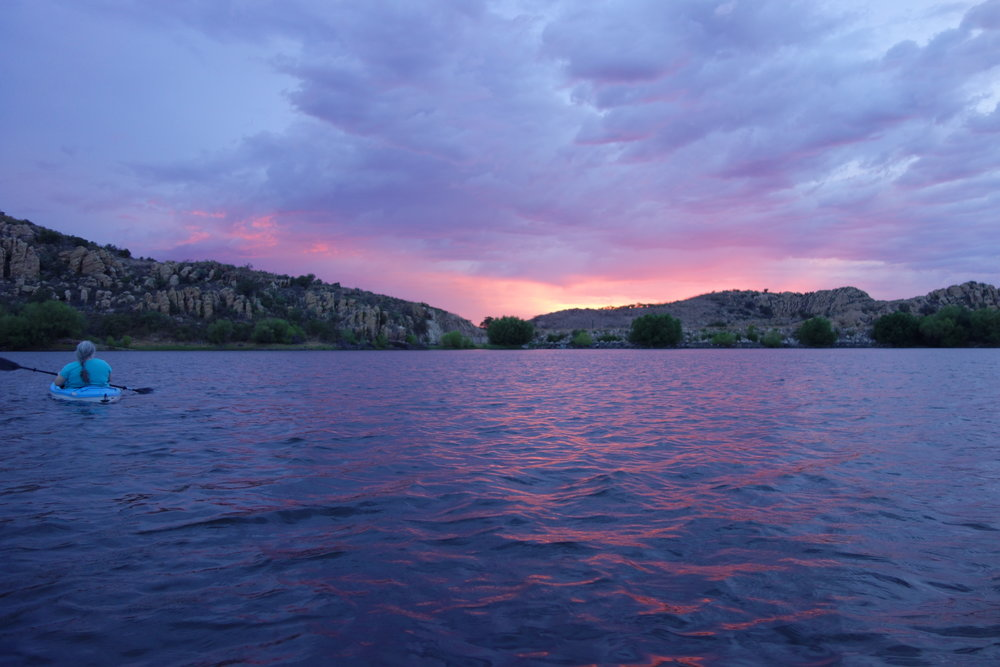 Arivaca Lake -