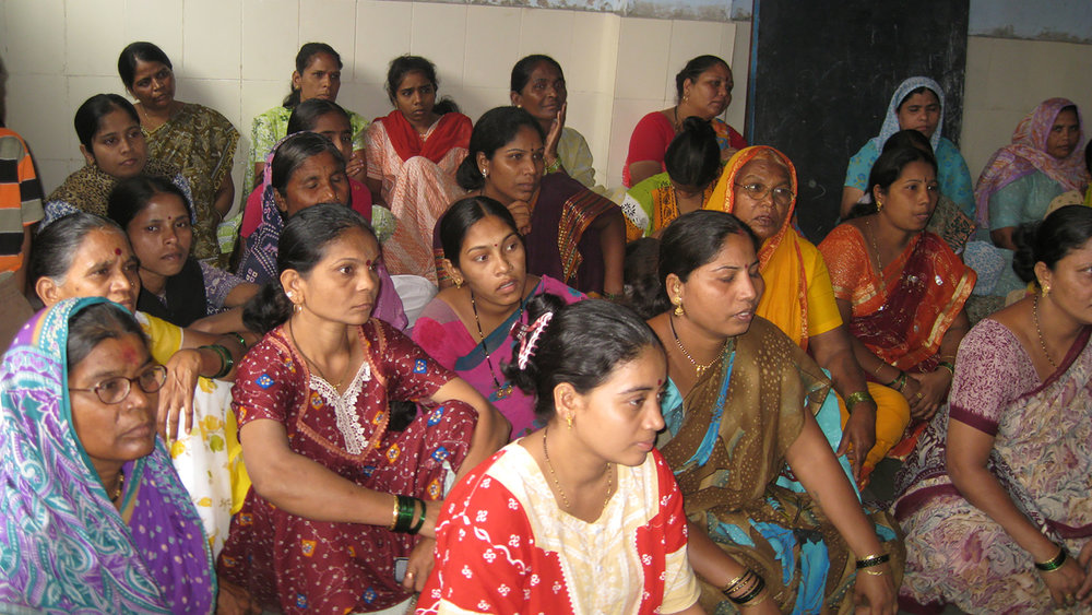 Parent Counselling - We meet with parents in areas around anganwadis, with children who have never attended the centres or dropped out, to encourage them to enrol and to provide counselling sessions on parenting and nurturing a child's learning progression. We conduct over 1,200 workshops per year, reaching more than 20,000 parents.